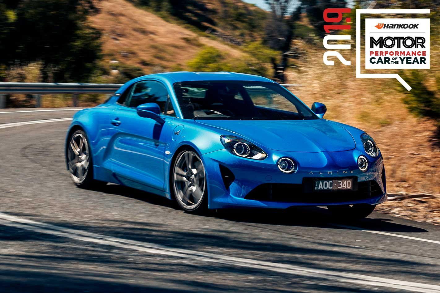 Alpine A110 Makes A Comeback To Take 8th In Performance Car Of The