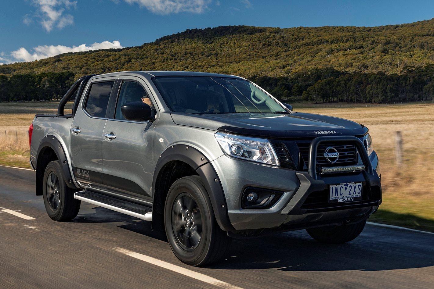 2019 Nissan Navara ST Black Edition review