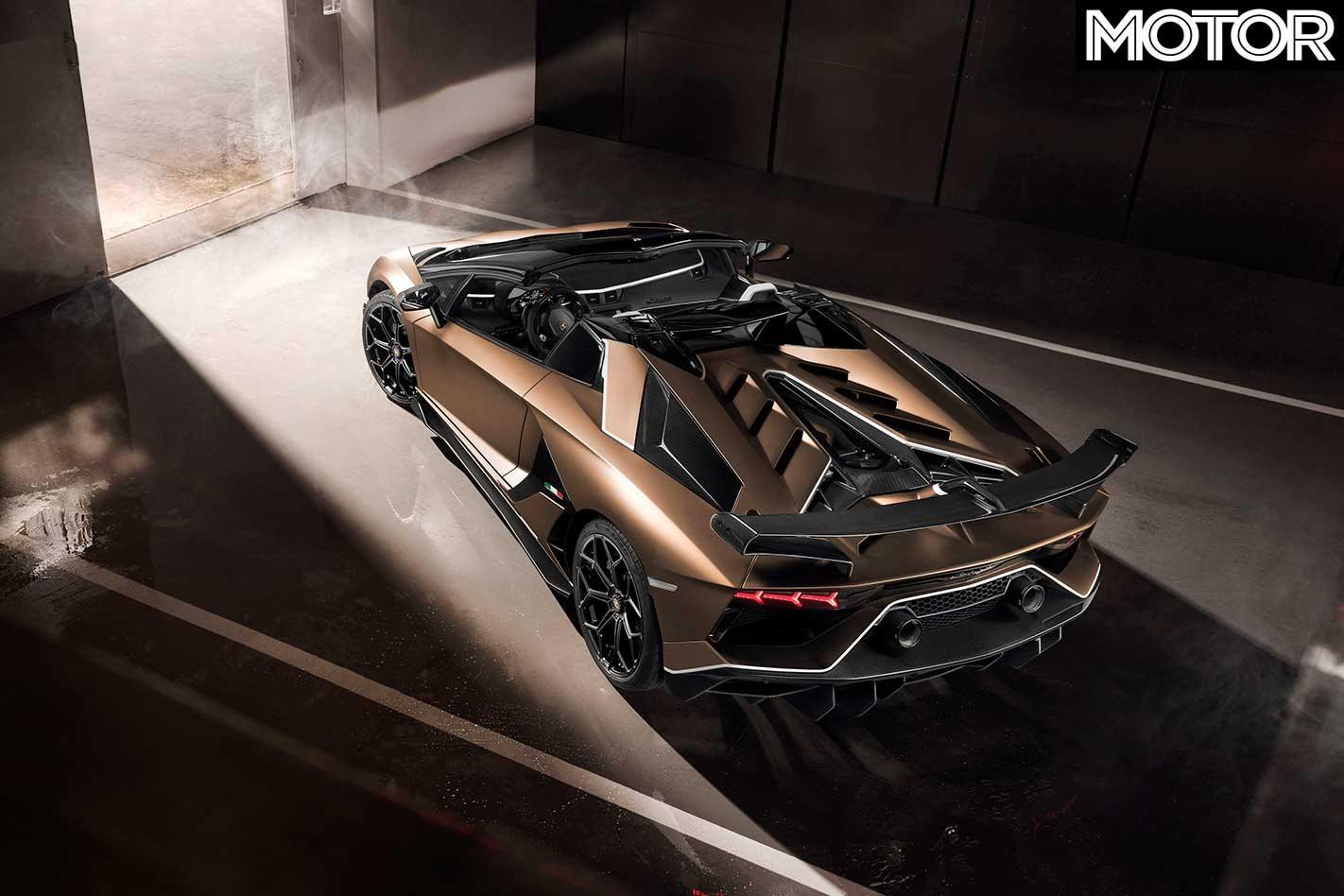 Lamborghini Aventador Svj Roadster Revealed At The 2019 Geneva Motor