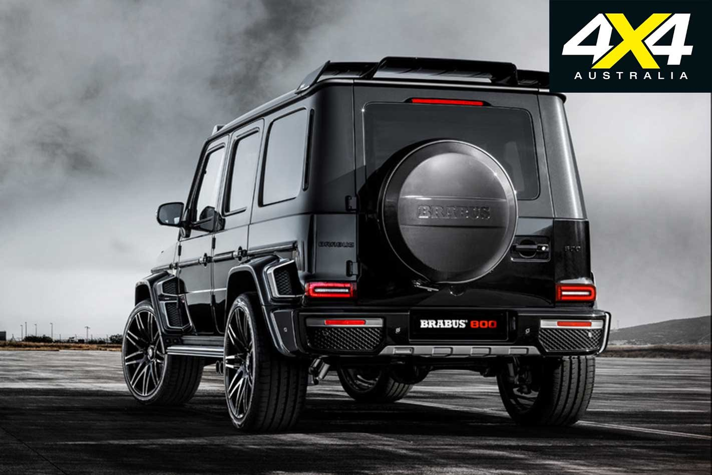 Brabus AMG G63 800 Widestar revealed at the 2019 Geneva Motor Show