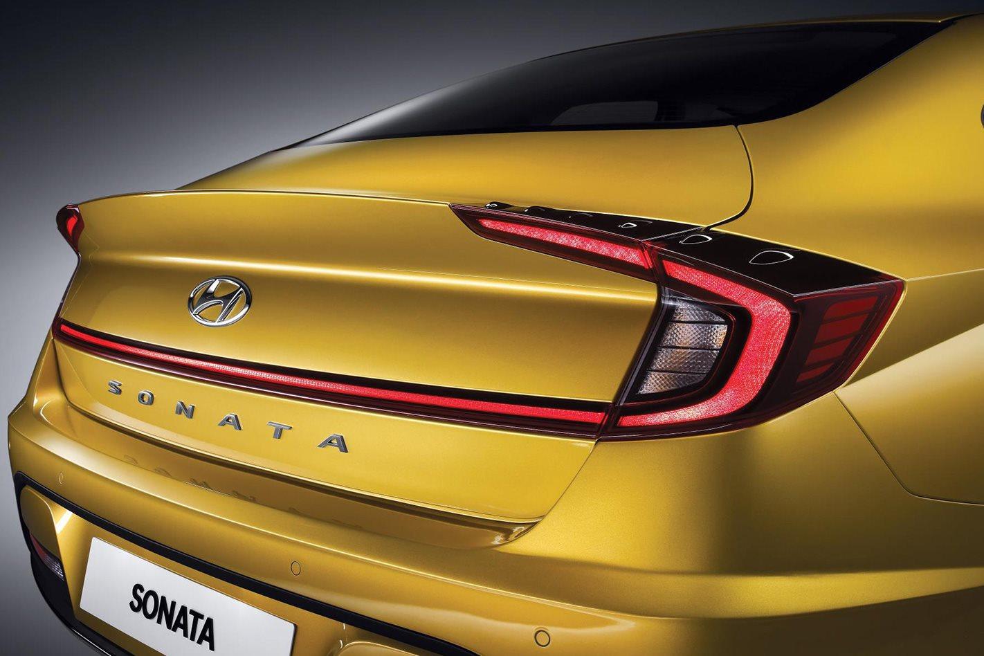 2020 Hyundai Sonata gets sexy