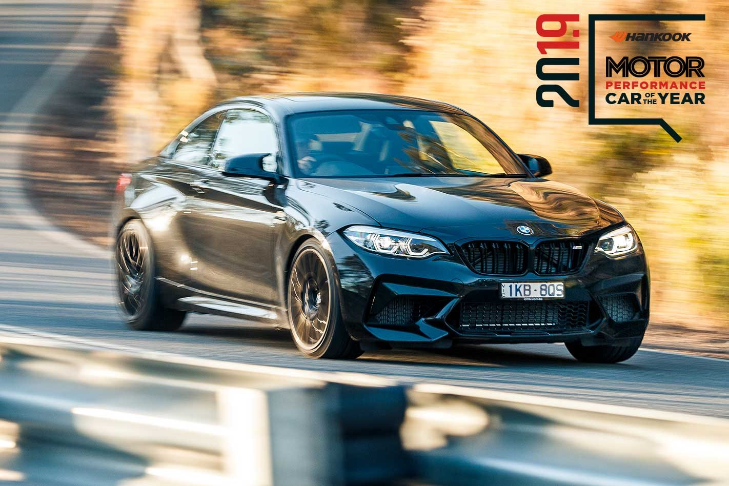Bmw M2 Competition Finishes As Performance Car Of The Year 2019