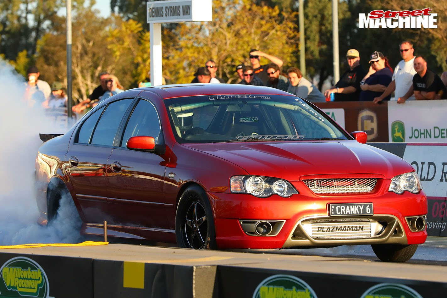 Is This The Quickest Xr6 Turbo In Australia Video