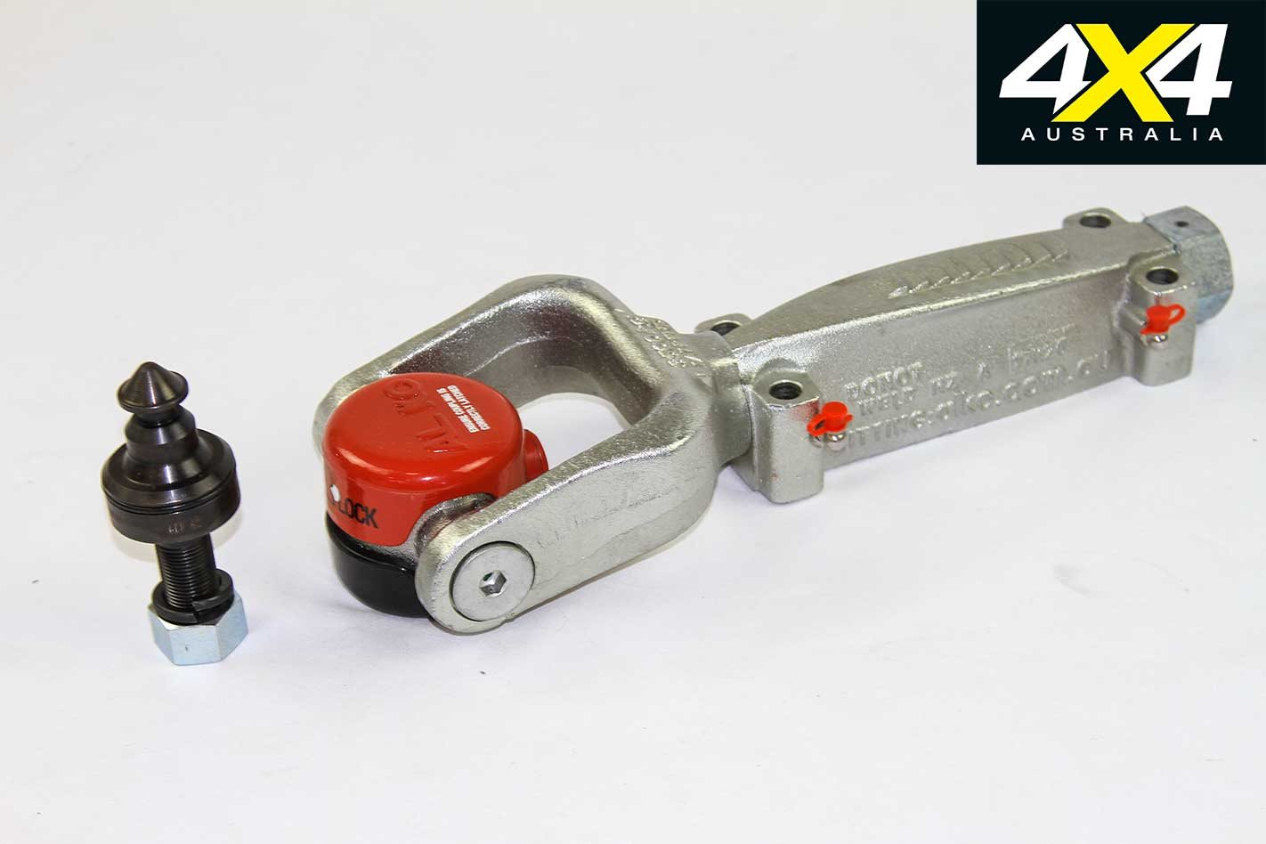 Al-ko® Offroad Pin Coupling