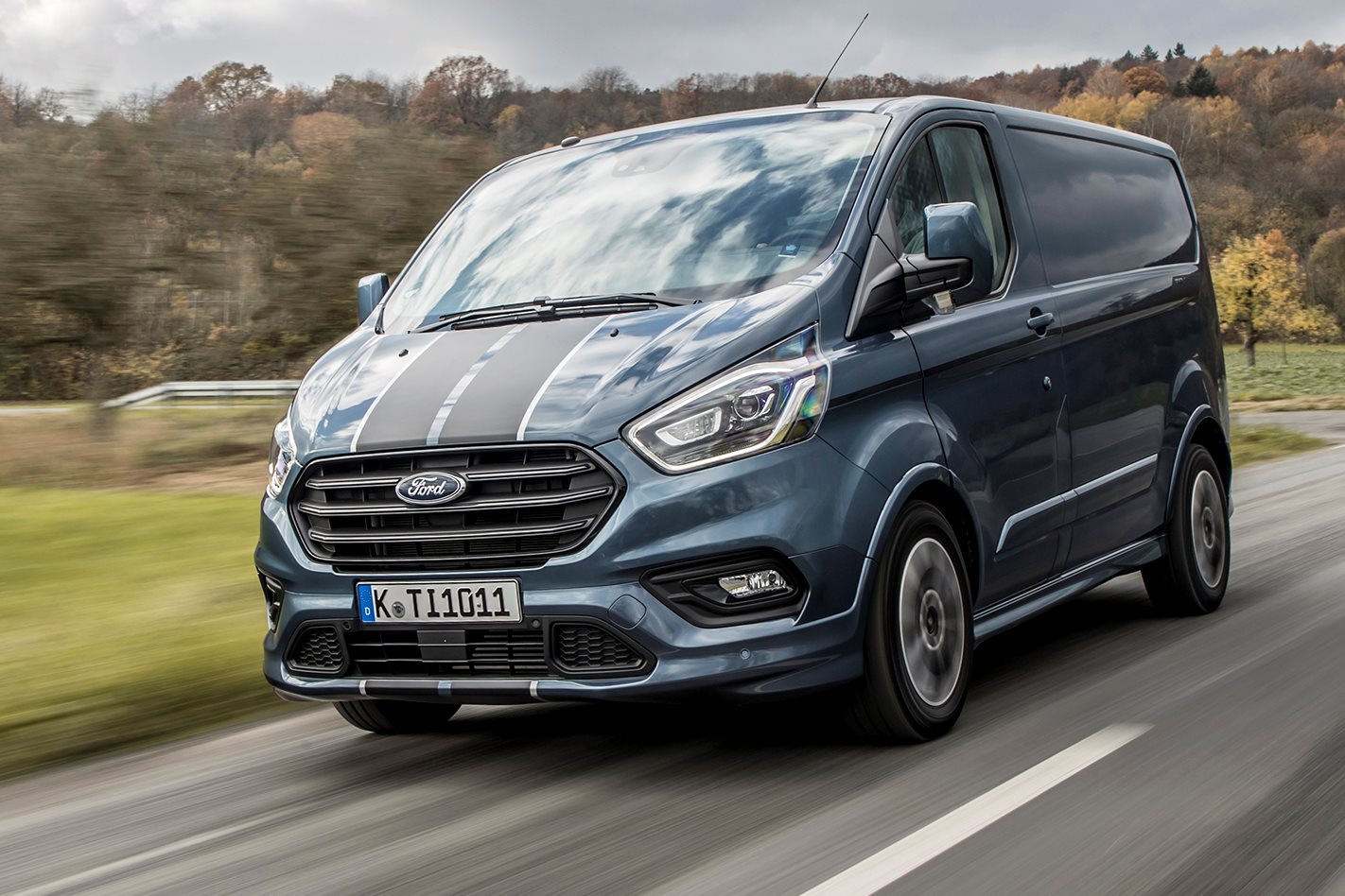Ford Transit Custom >> 2019 Ford Transit Custom Price Features More Safety More