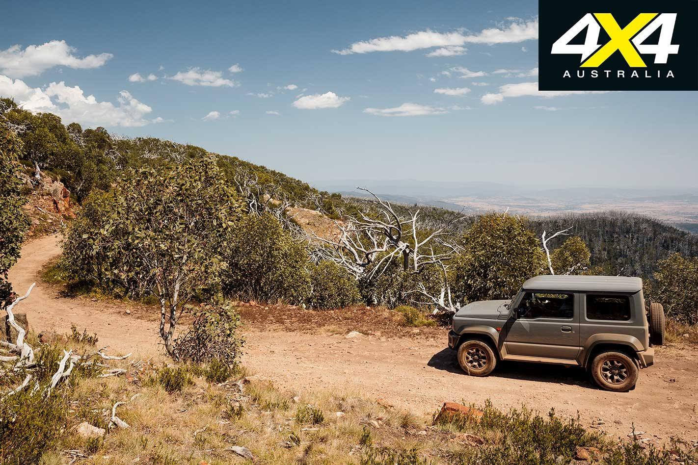 2019 Suzuki Jimny Off Road Review 4x4 Australia