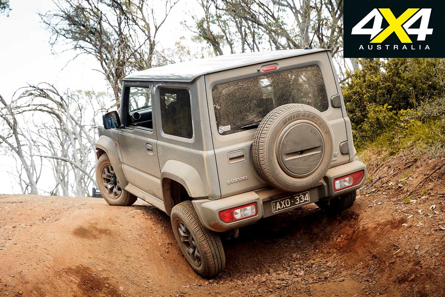 2019 Suzuki Jimny off-road review | 4x4 Australia