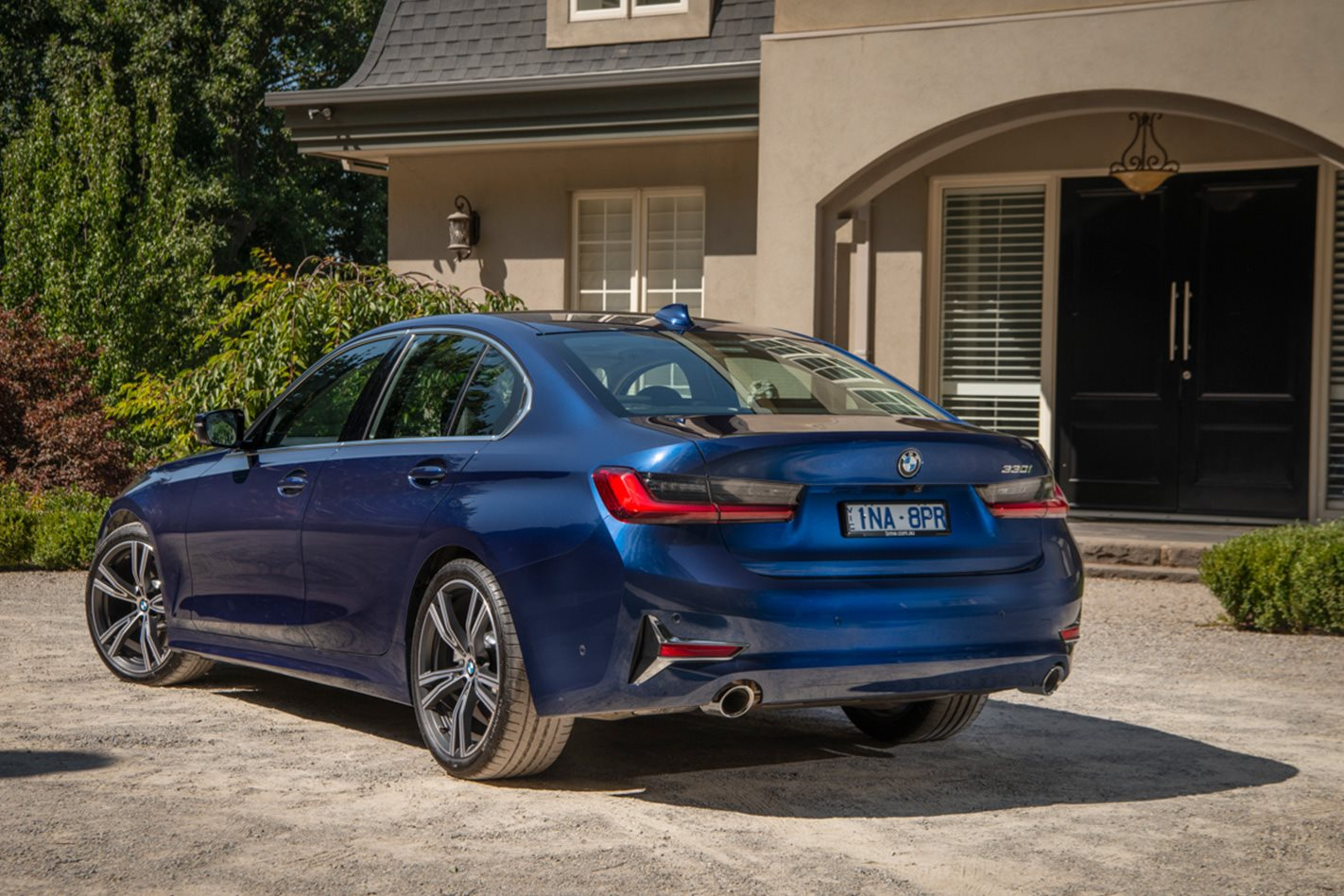 2019 Bmw 330i Review