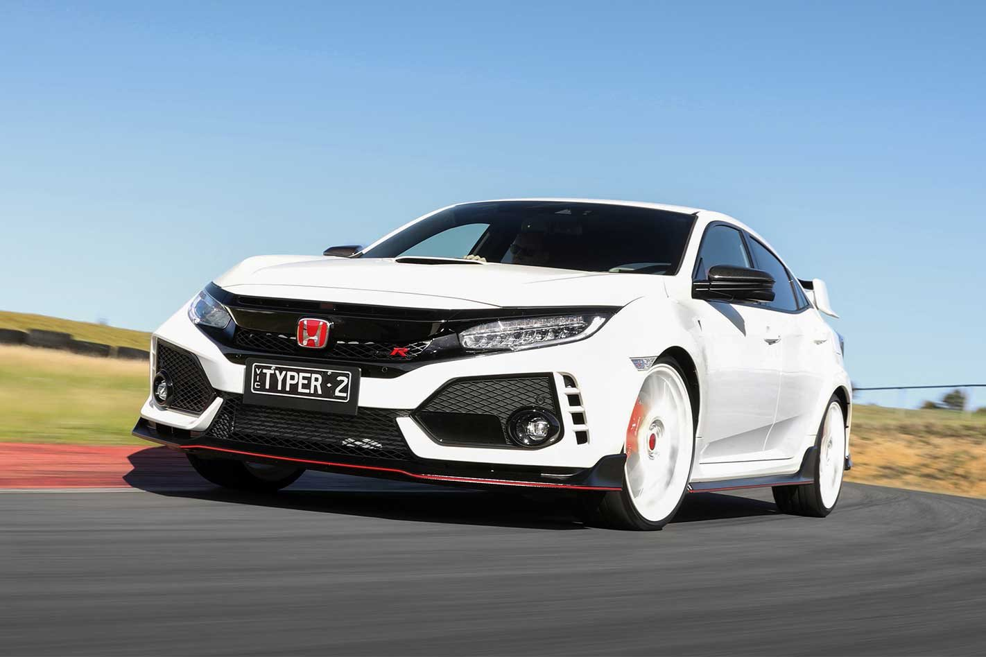 2018 Honda Civic Type R Carbon Accessories Review