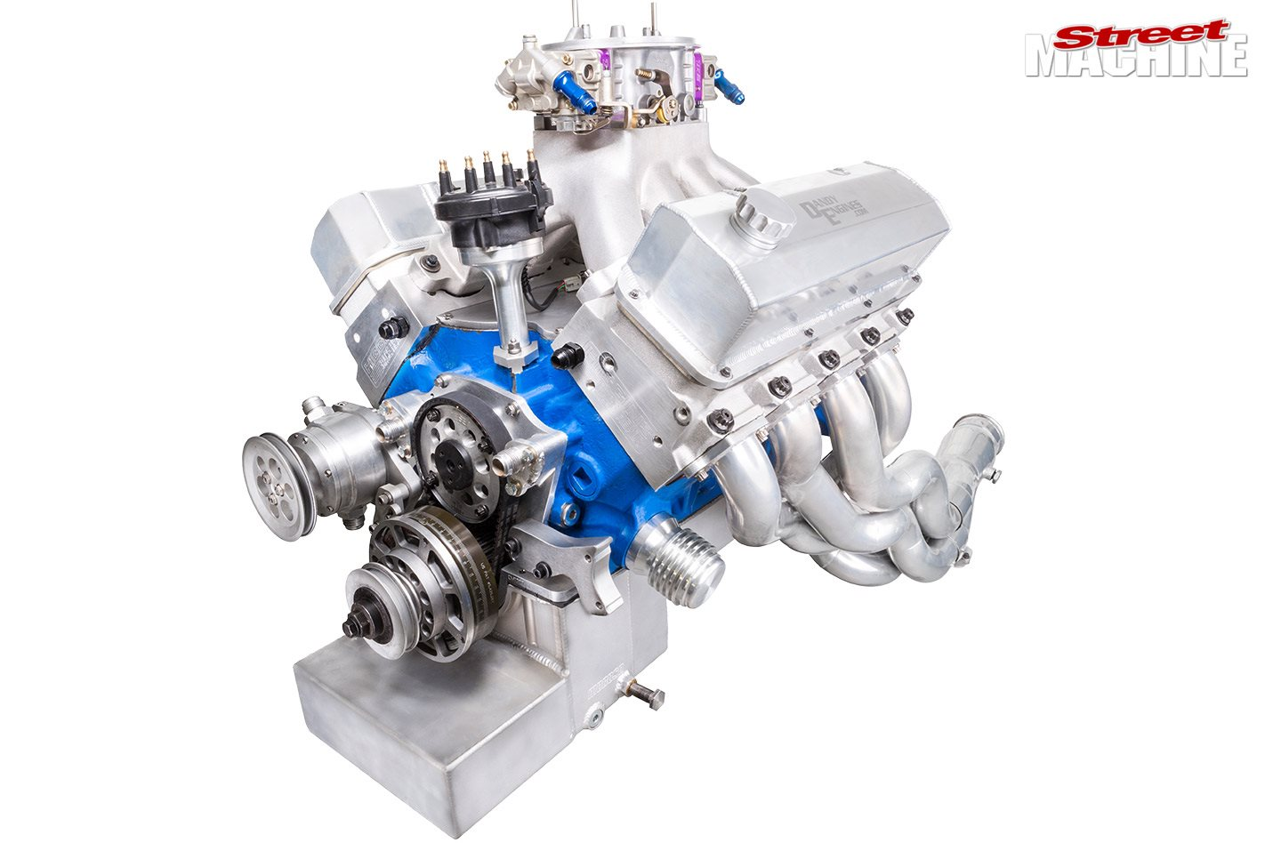 460ci small-block Ford engine - Mill of the Month