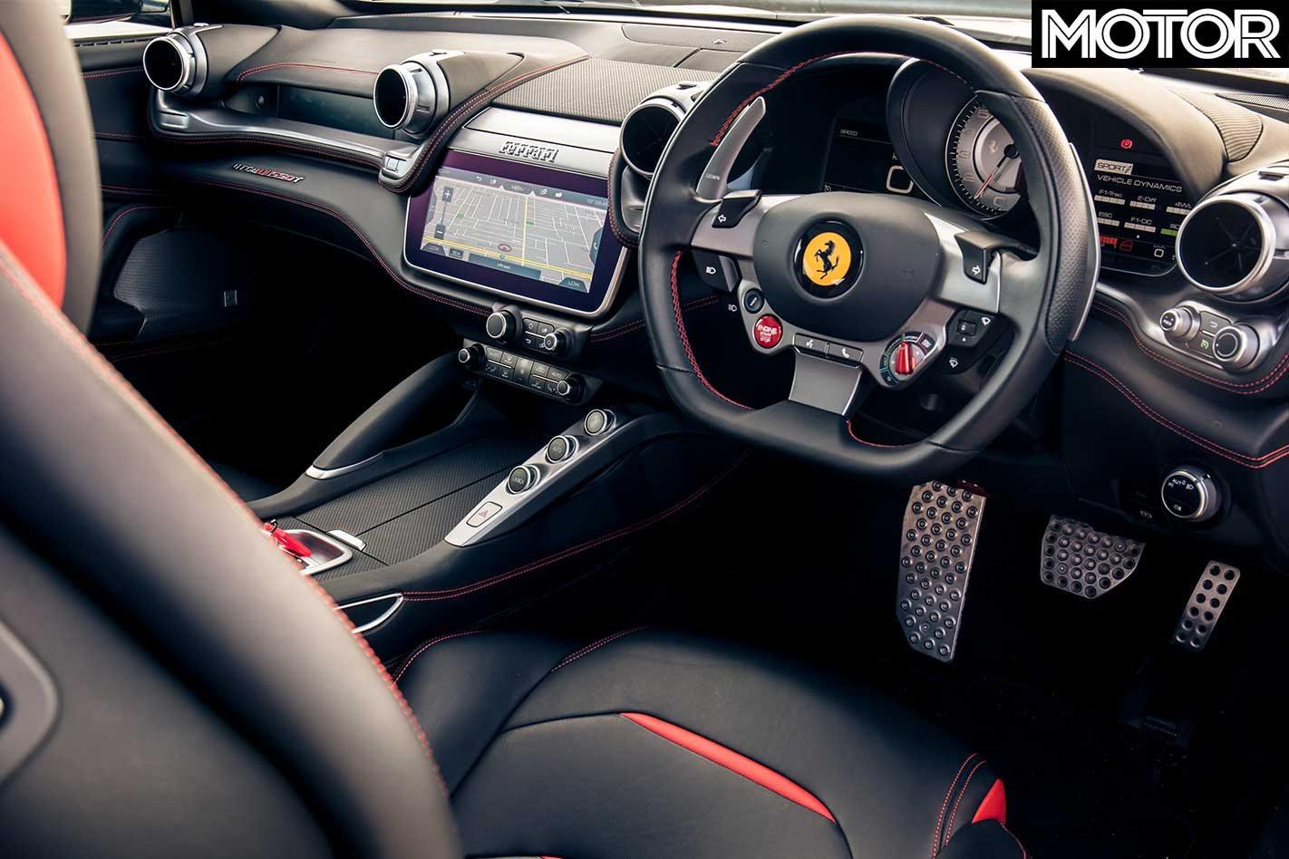 2019 Ferrari Gtc4lusso T Long Term Review Motor Magazine