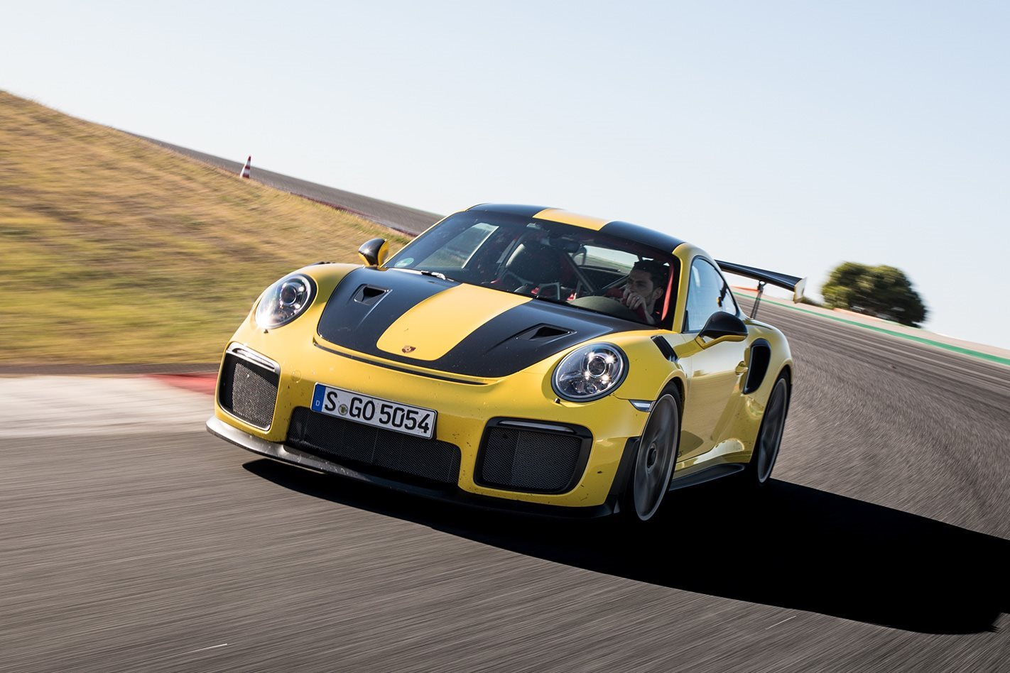Porsche GT2 RS goes back into production after cargo ship