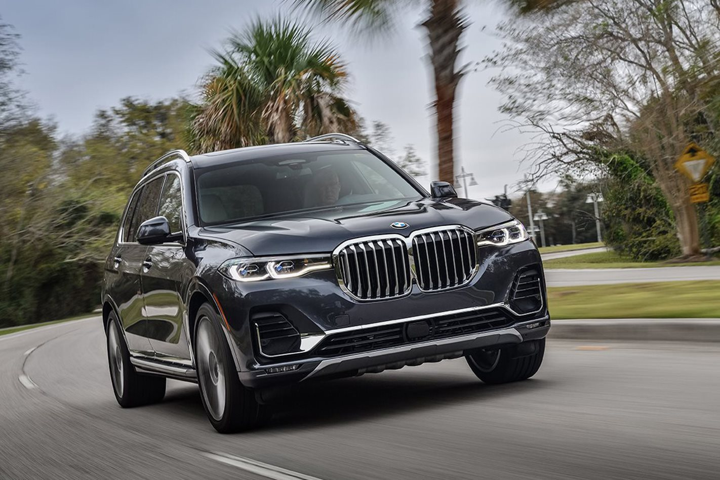 BMW X7 2019 First Drive Review