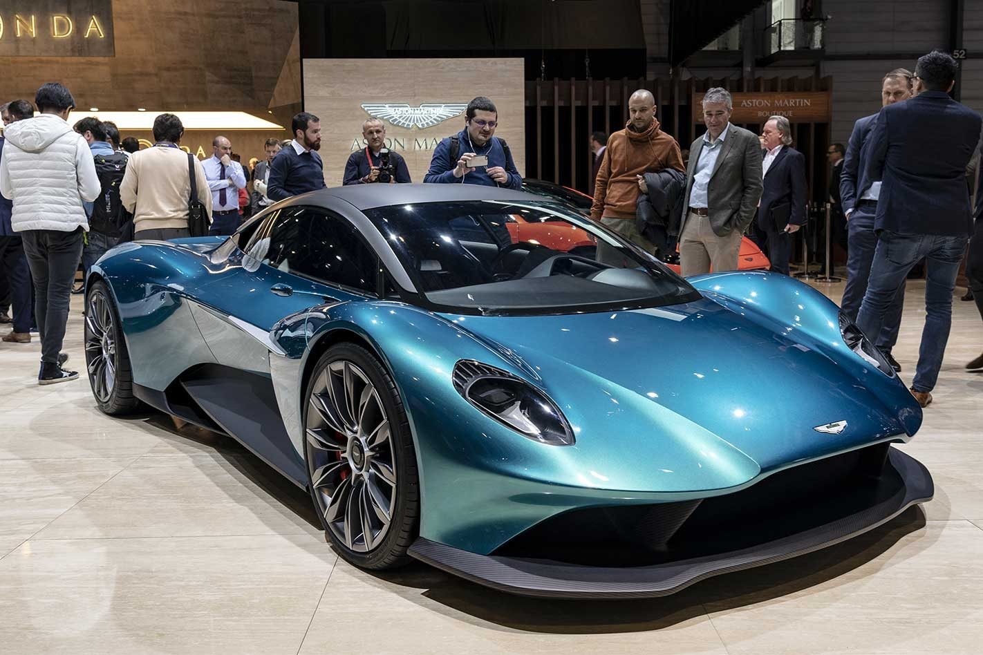 2022 aston martin vanquish engine to be less powerful than. Black Bedroom Furniture Sets. Home Design Ideas