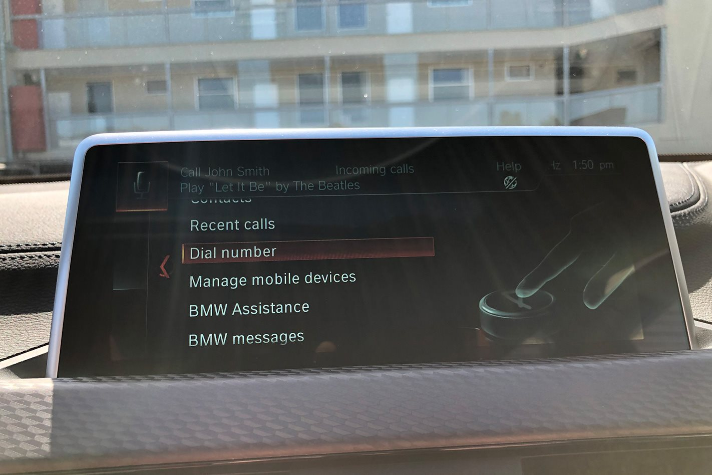 BMW iDrive | In-car Entertainment, Navigation & Communication System