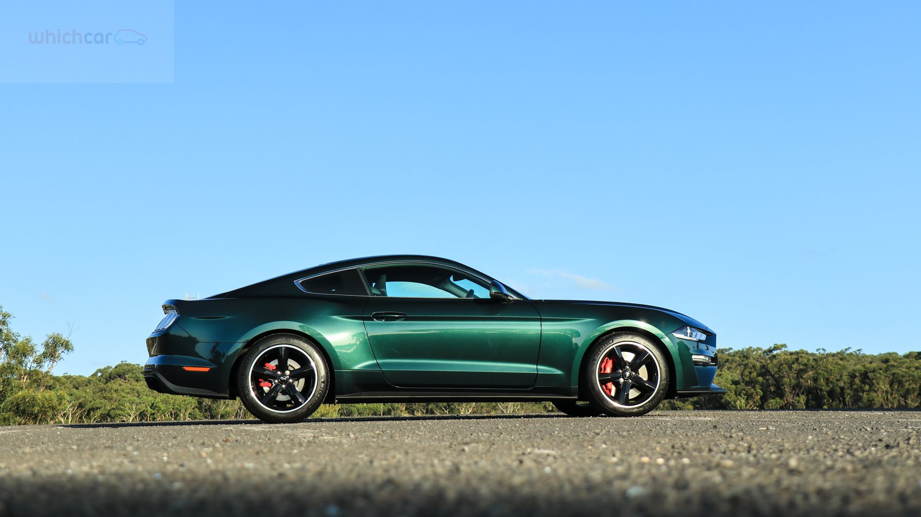 2019 Ford Mustang Sports Car The Bullitt Is Back >> Ford Mustang Bullitt Quick Review