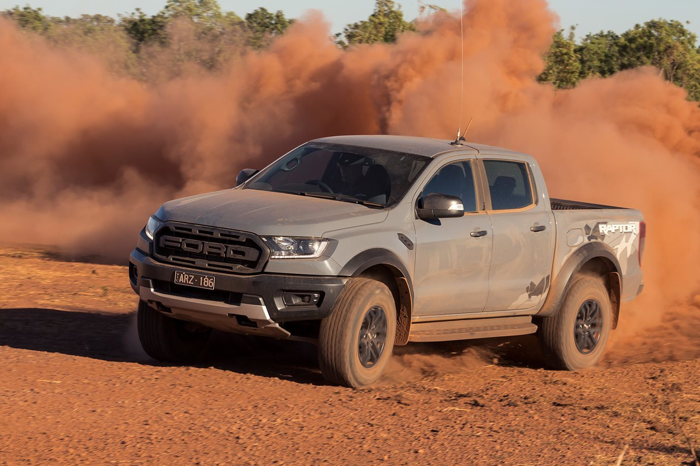 Is Ford testing a V6 Ranger Raptor?