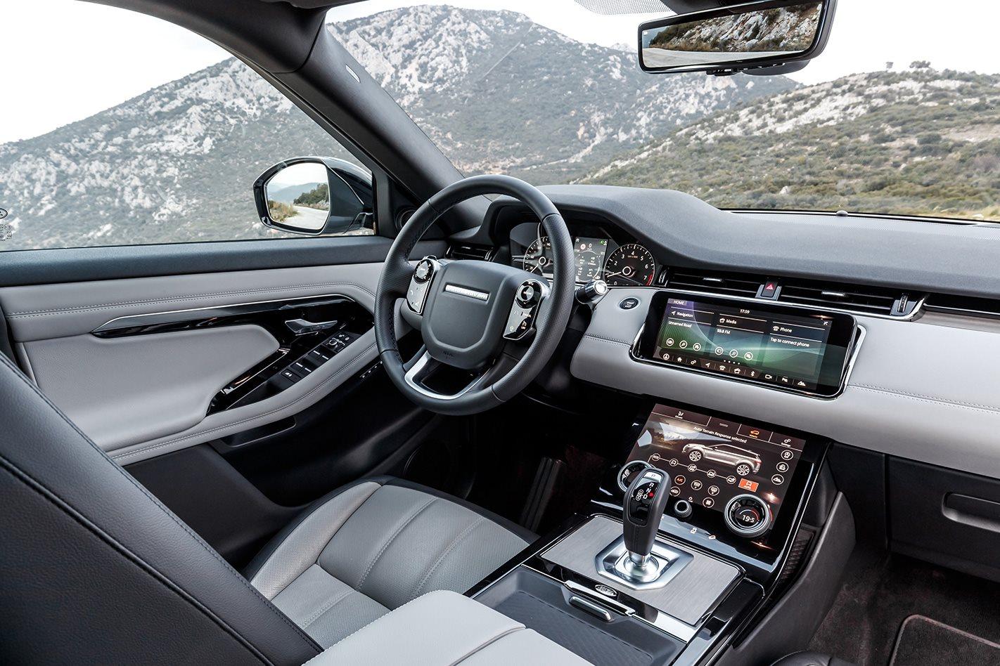 Range Rover Evoque Interior >> 4 Fakta Menarik Range Rover Evoque Terbaru Bukareview