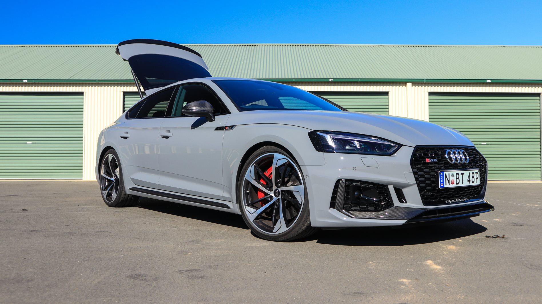 2019 Audi RS5 Sportback review