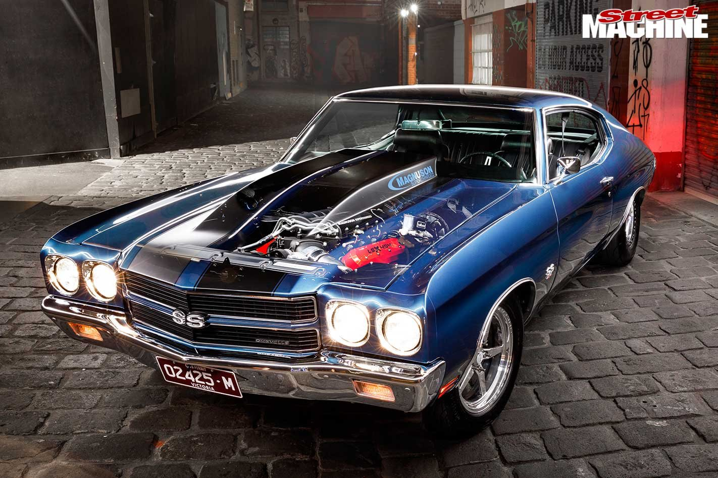 New Chevelle Ss >> Blown Lsx454 Powered 1970 Chevrolet Chevelle Ss