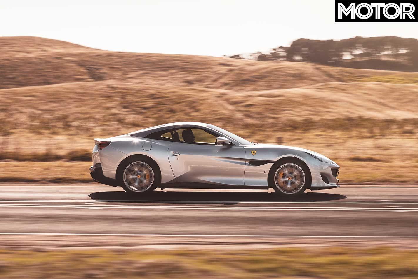 2019 Ferrari Portofino Review Motor