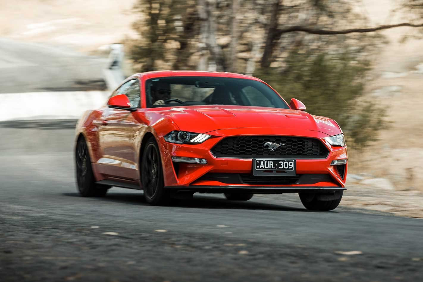2019 ford mustang ecoboost performance review