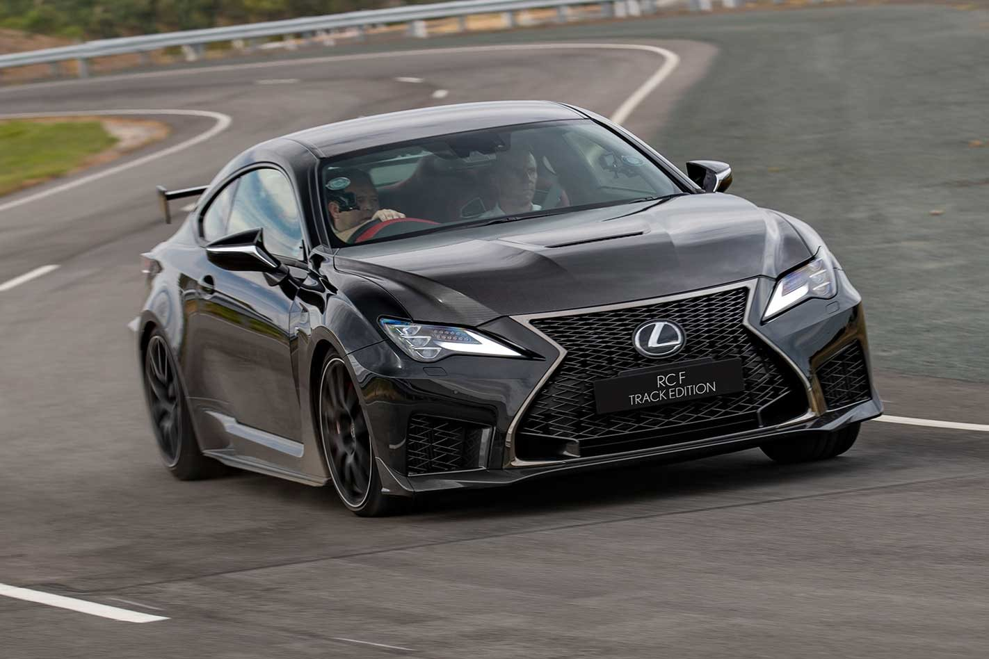 Updated 2019 Lexus Rc F And Track Edition Pricing Revealed