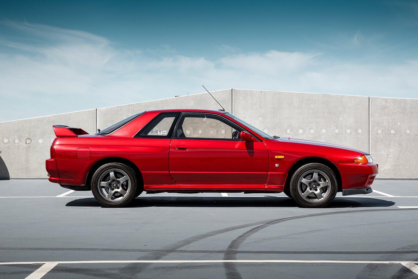 Nissan Skyline R32 GTST Gewicht