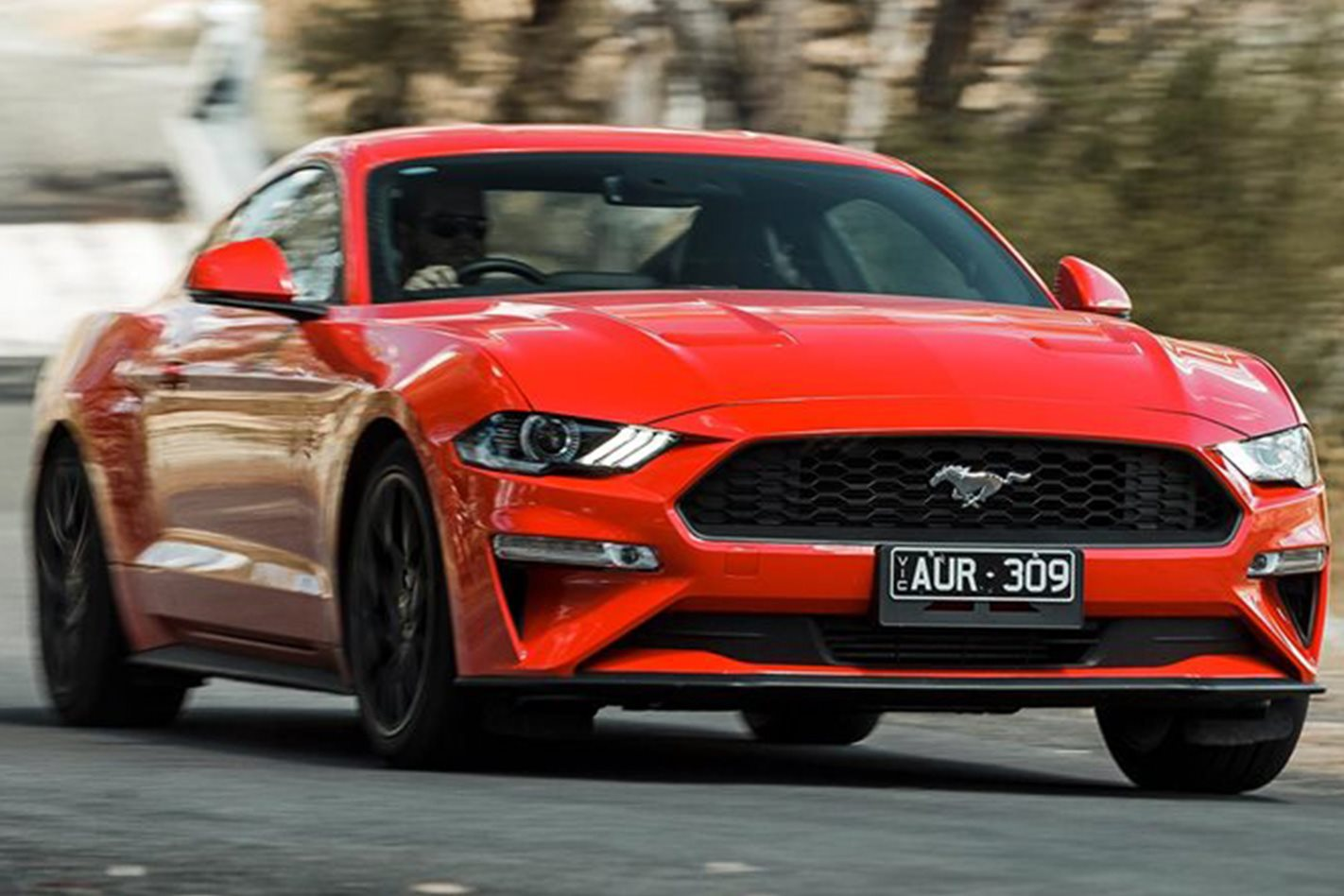 Who is the ford mustang ecoboost for