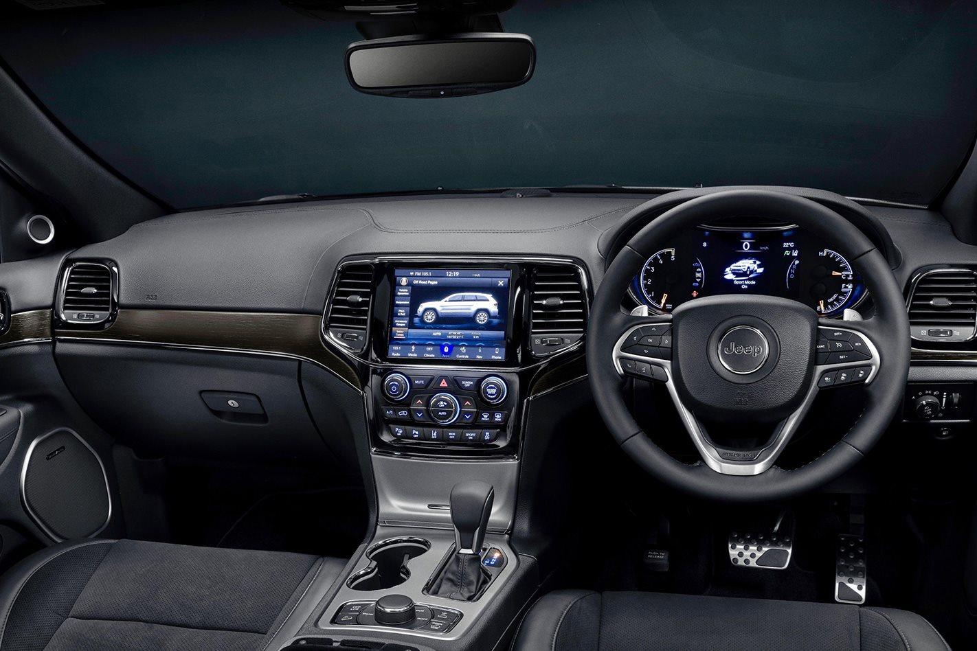 new v8 jeep grand cherokee breaks cover