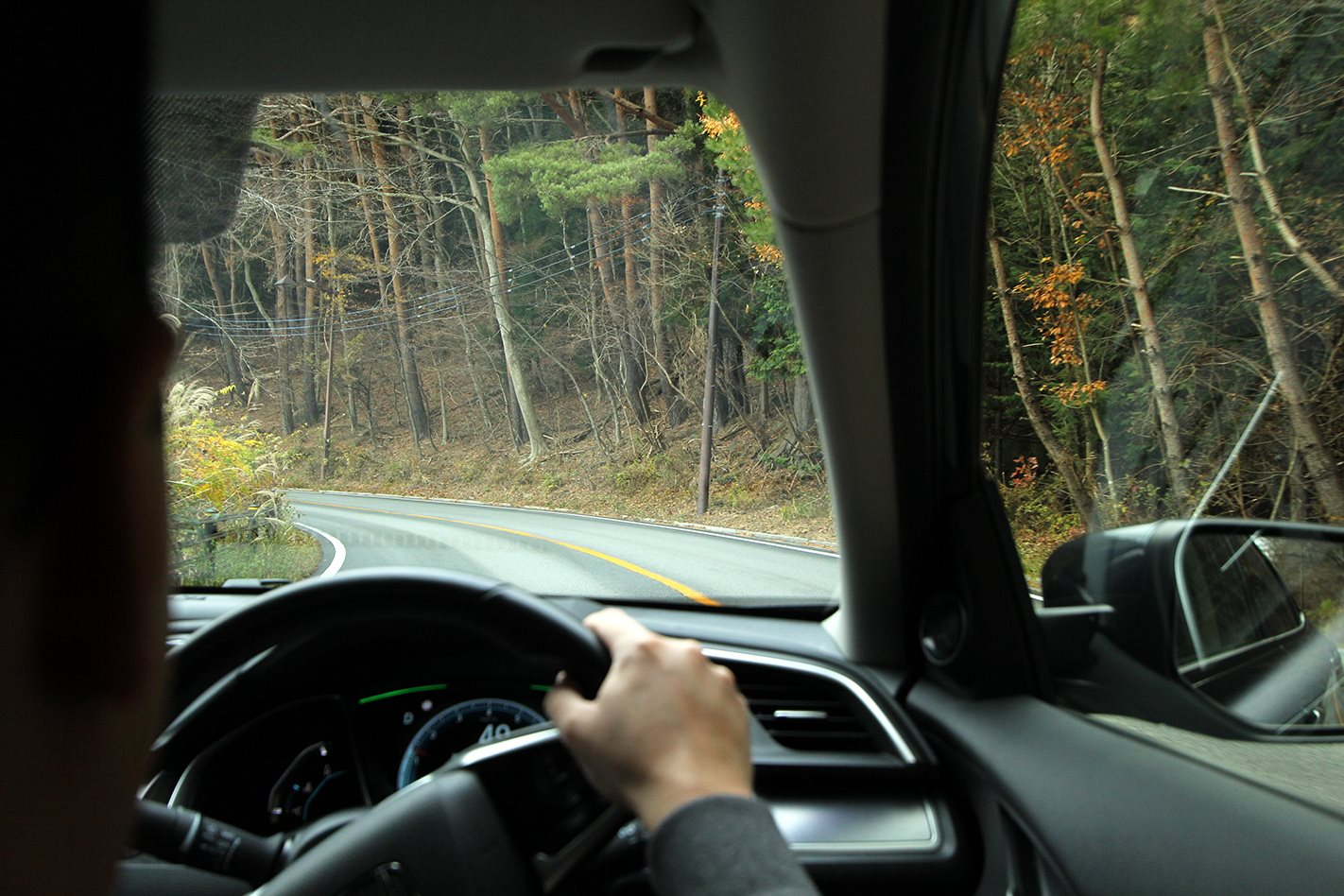 Driving In Japan From Megacities To Ancient Villages In A Honda Civic