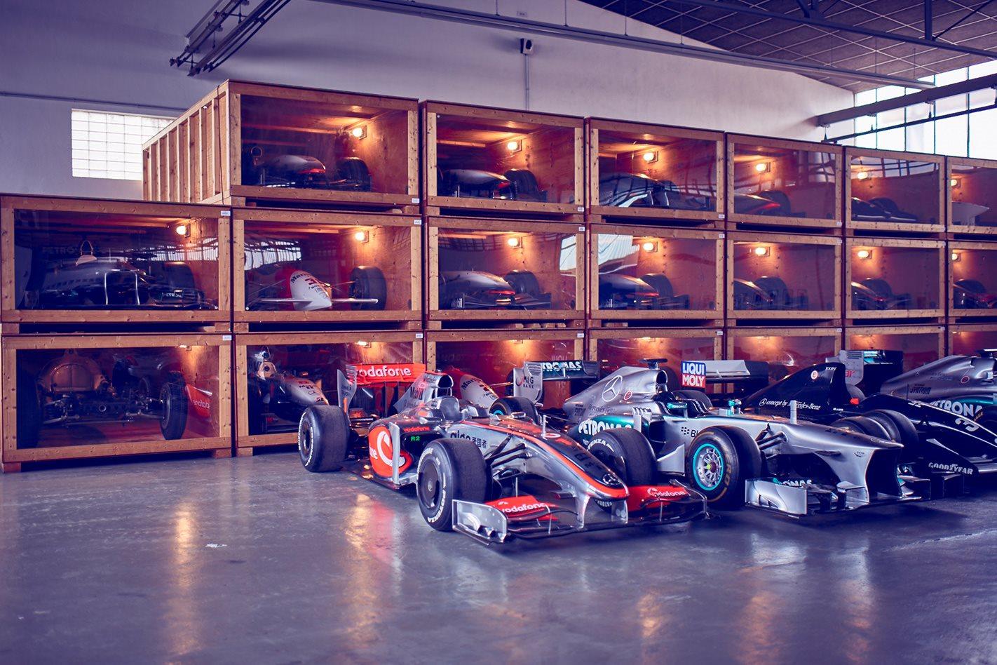 The Holy Halls: Mercedes-Benz's hidden treasure trove