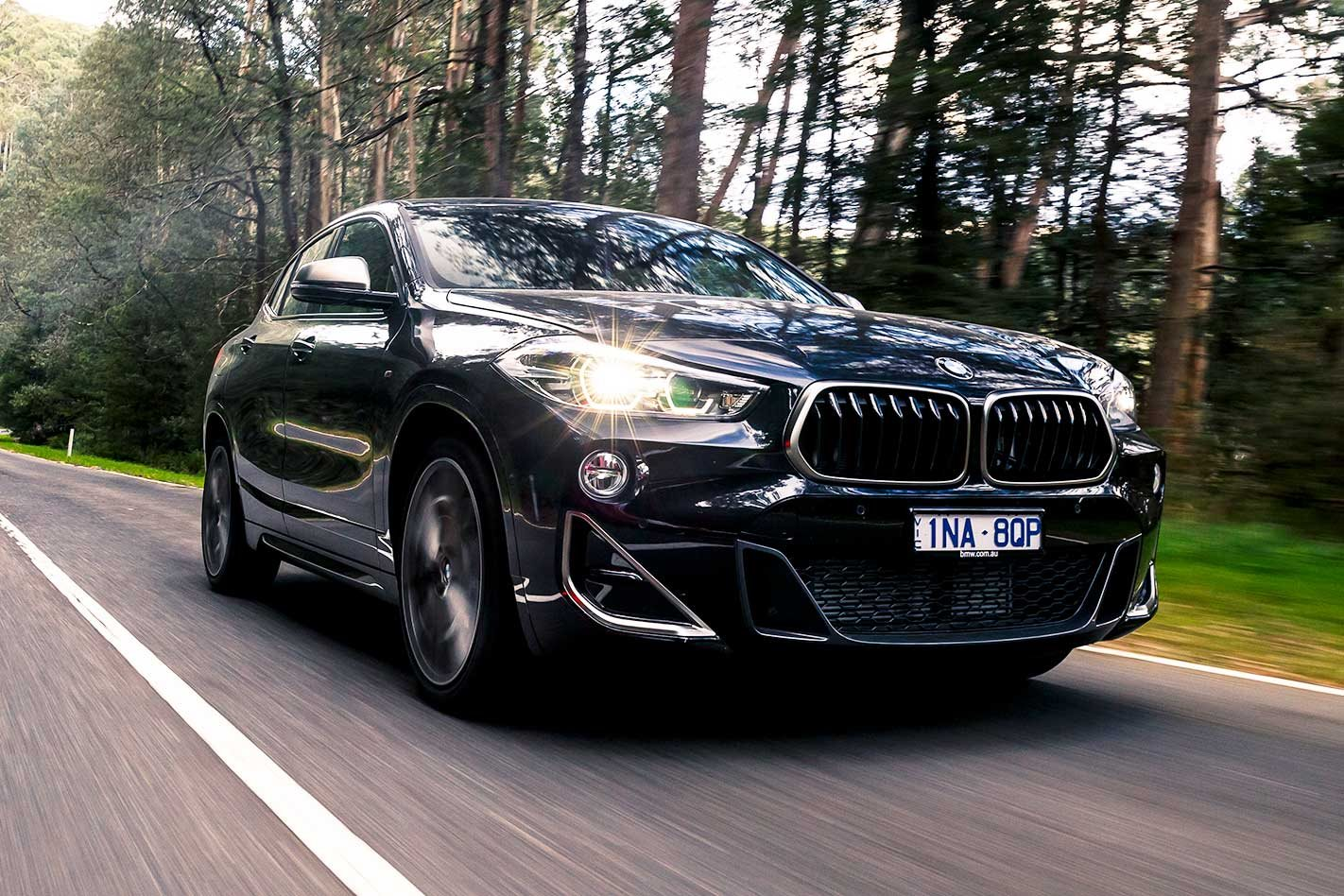 2019 Bmw X2 M35i Quick Review Motor