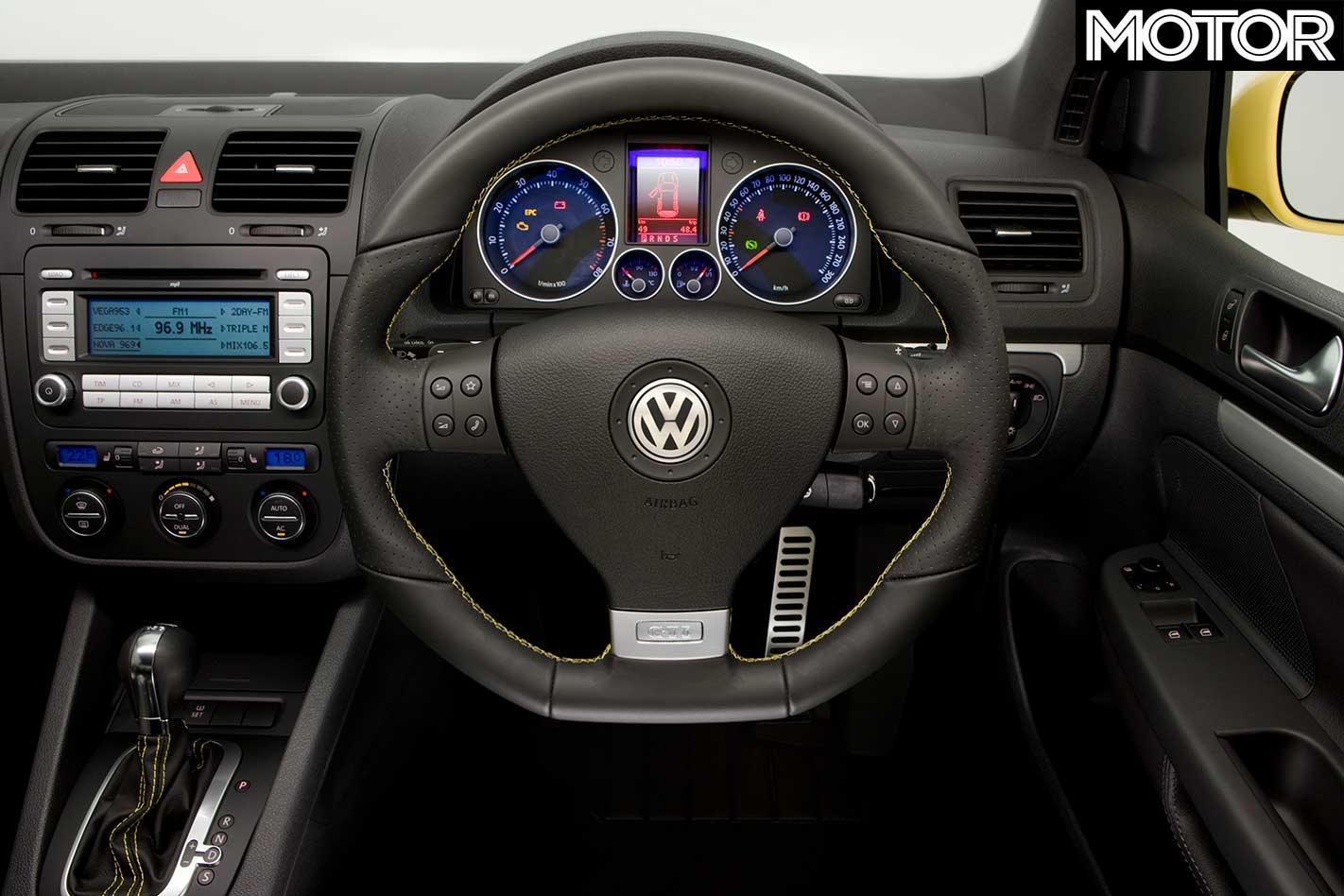 2008 Volkswagen Mk V Golf GTI Pirelli review: classic MOTOR