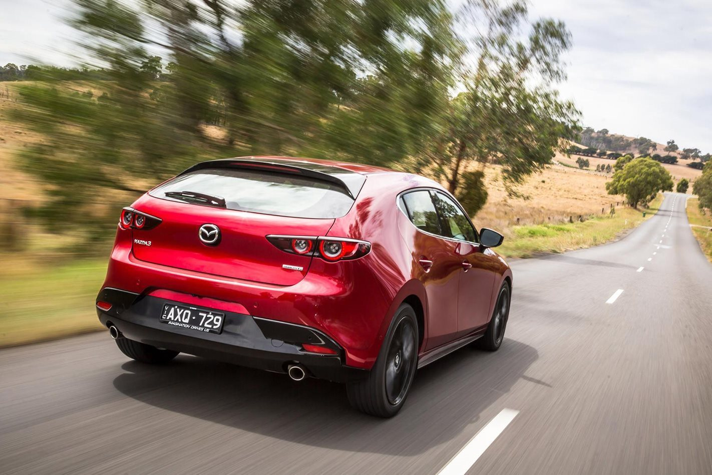 mazda 3 mps could return as hybrid hot hatch