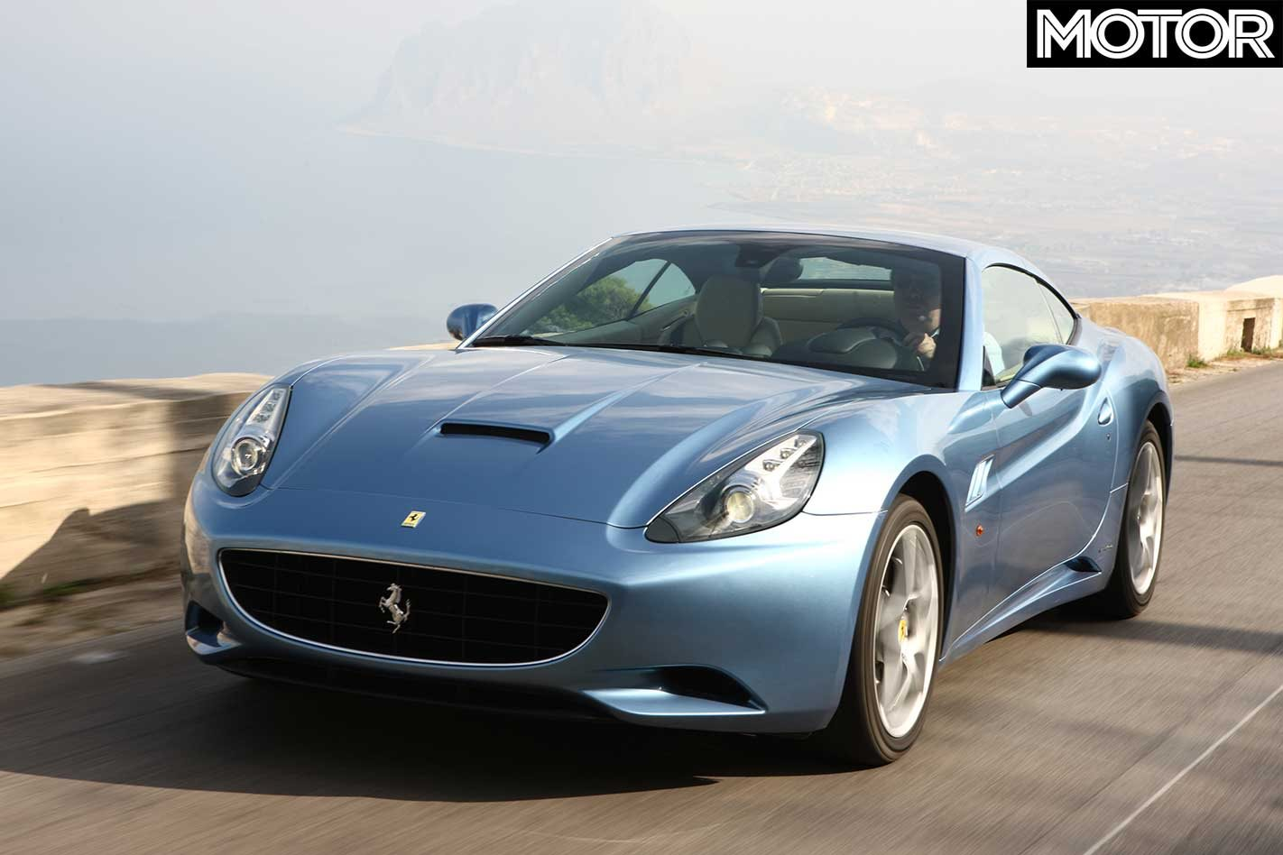 2009 Ferrari California Review Motor