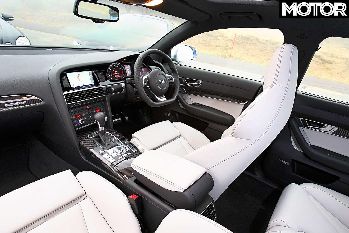 Kelebihan Audi Rs6 2008 Review