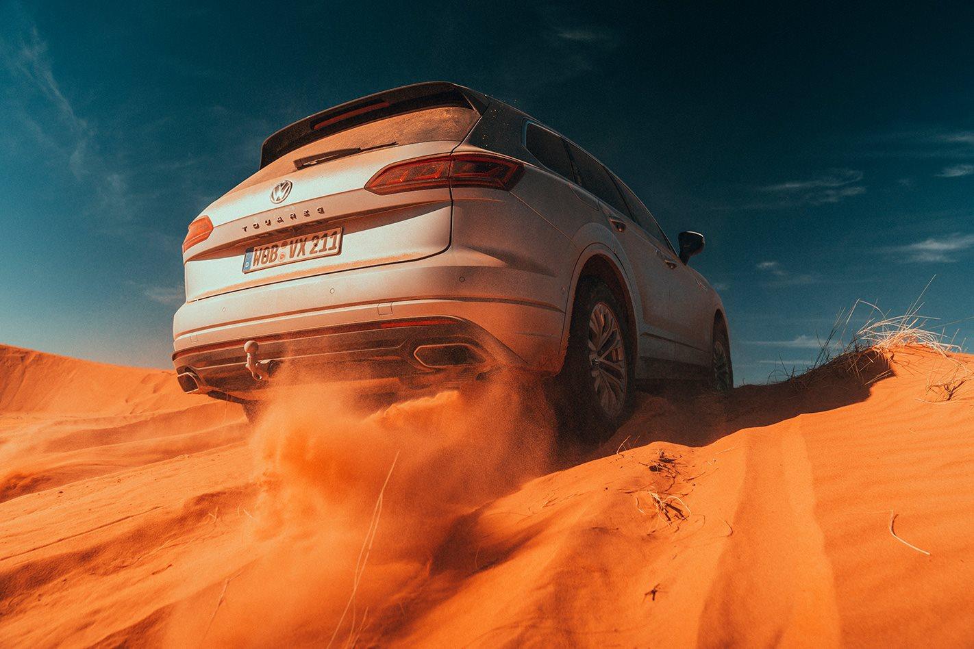 2019 Volkswagen Touareg in Morocco