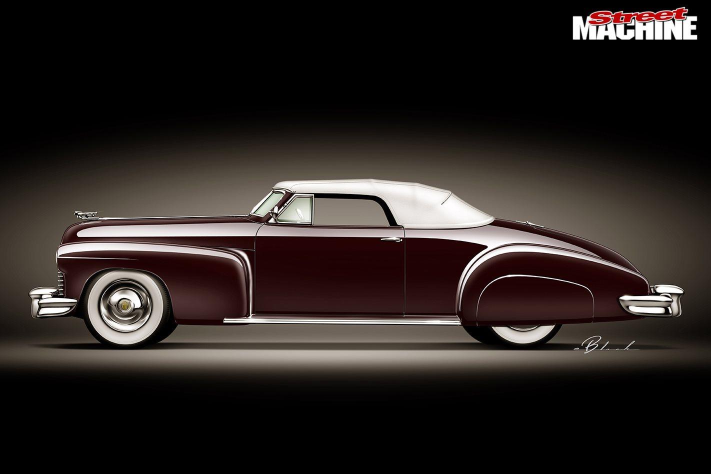 860f8a6586 Vintage automotive designer Eric Black - interview