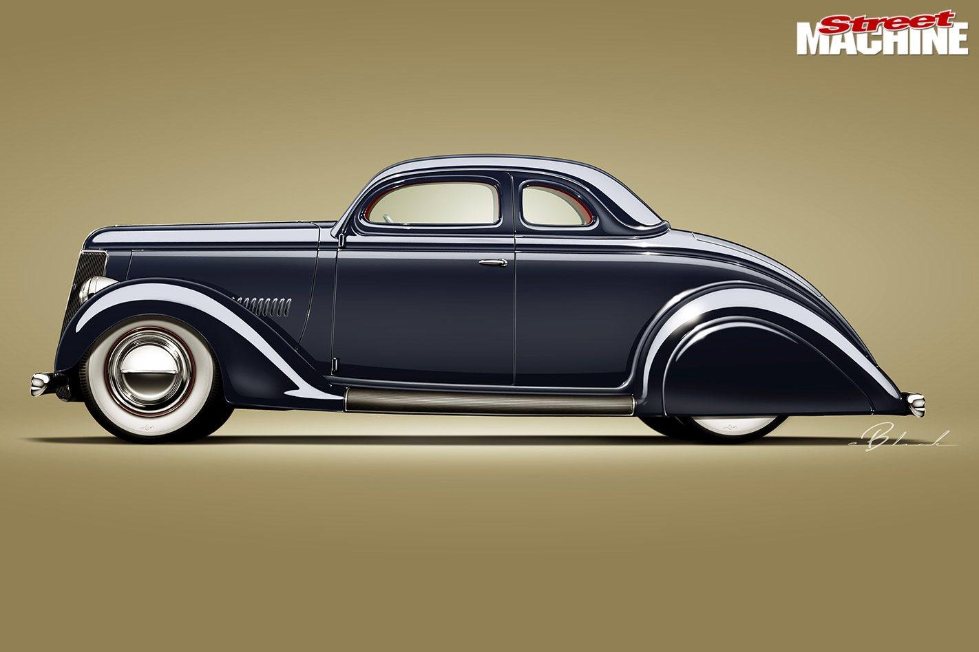 Vintage Automotive Designer Eric Black Interview