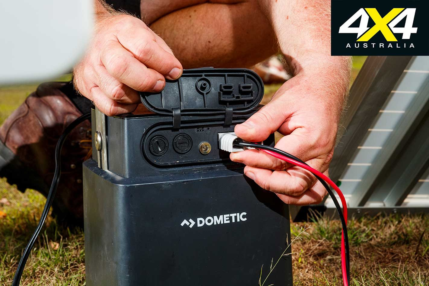 Dometic CFX 50W Fridge/Freezer: 4x4 product test