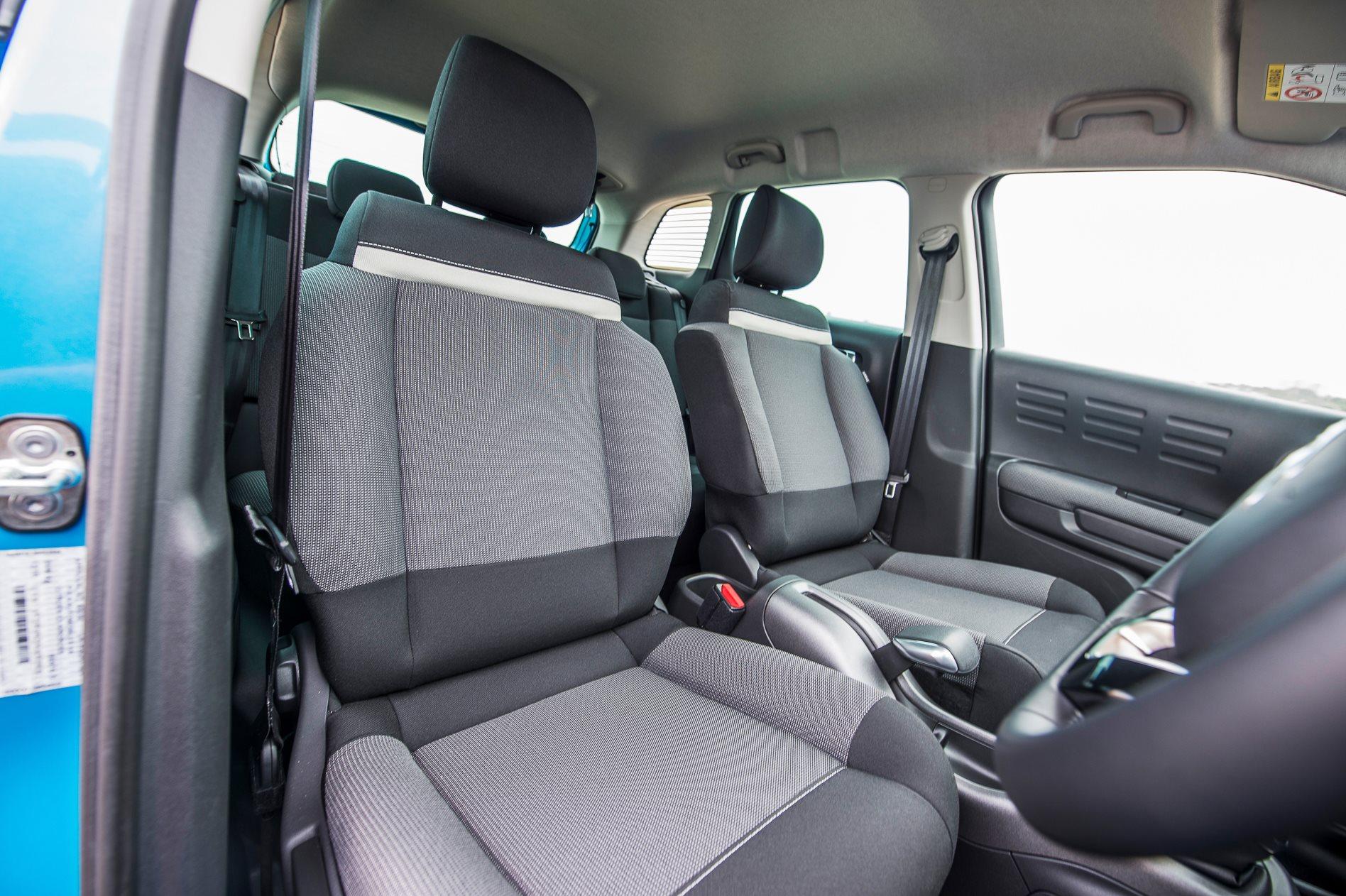 2019 Citroen C3 Aircross review
