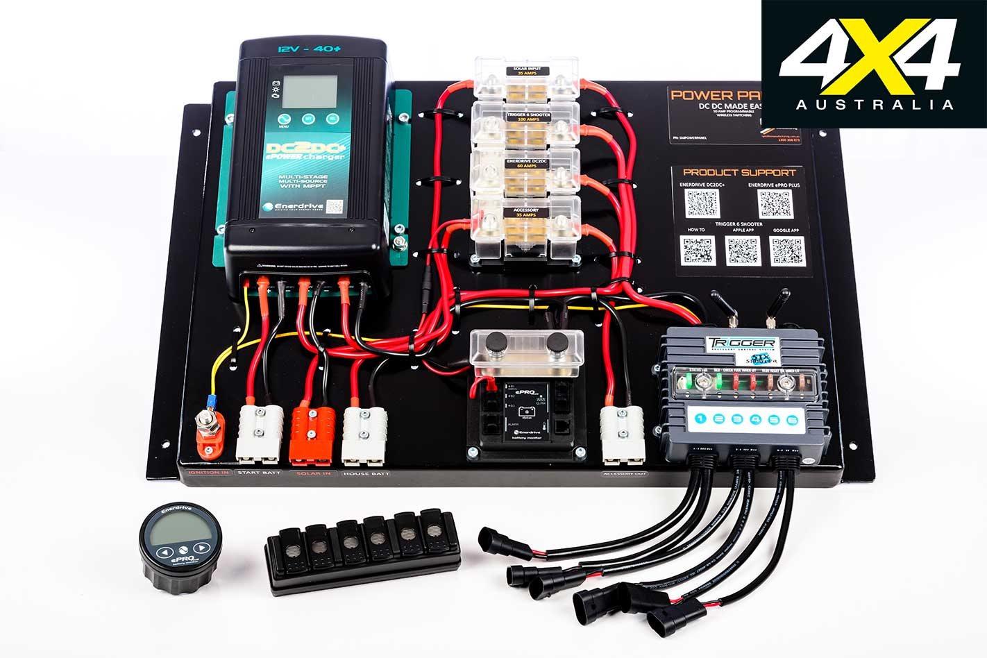 New 4x4 power management equipment | 4x4 Australia