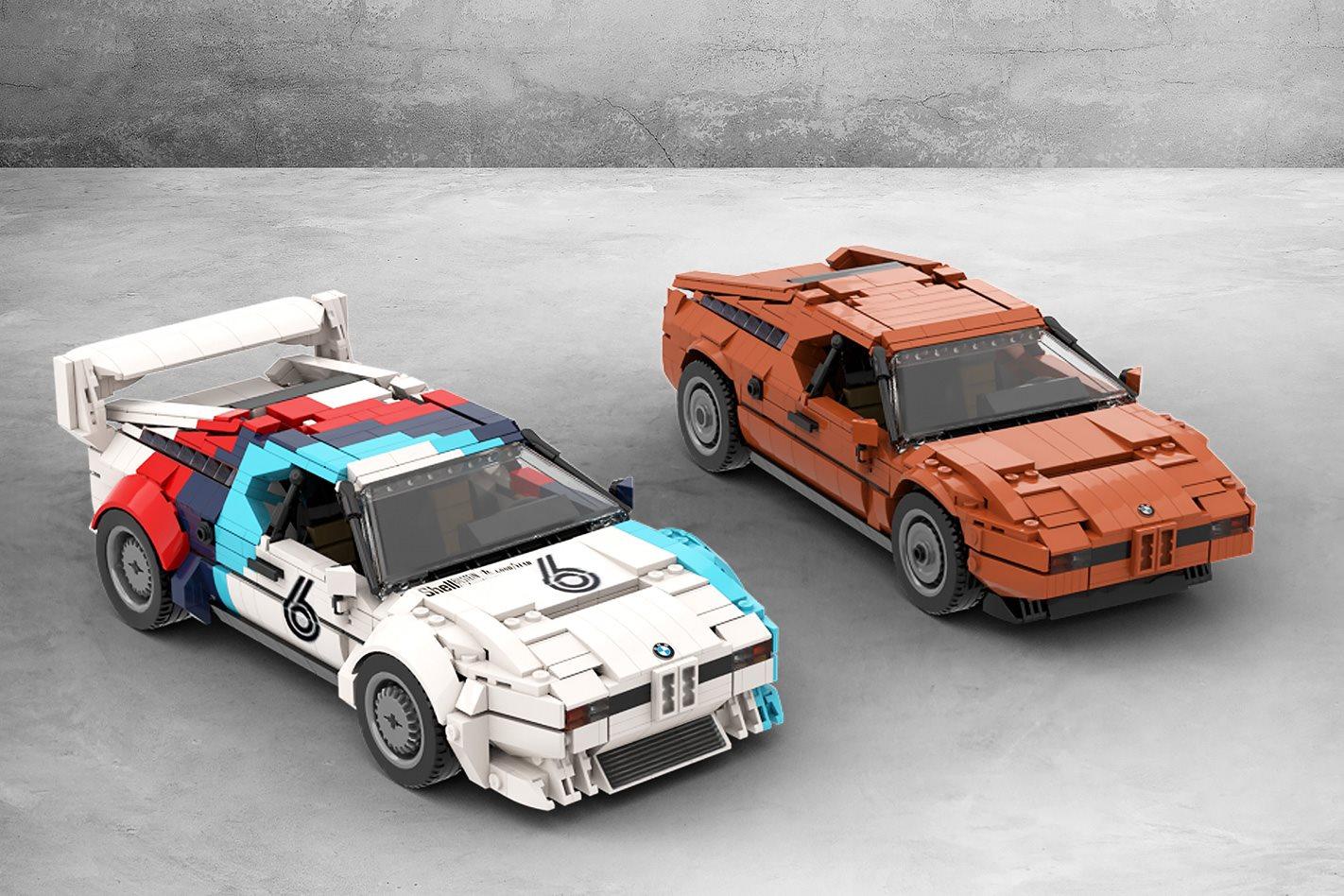 Lego Car Masters Bmw M1