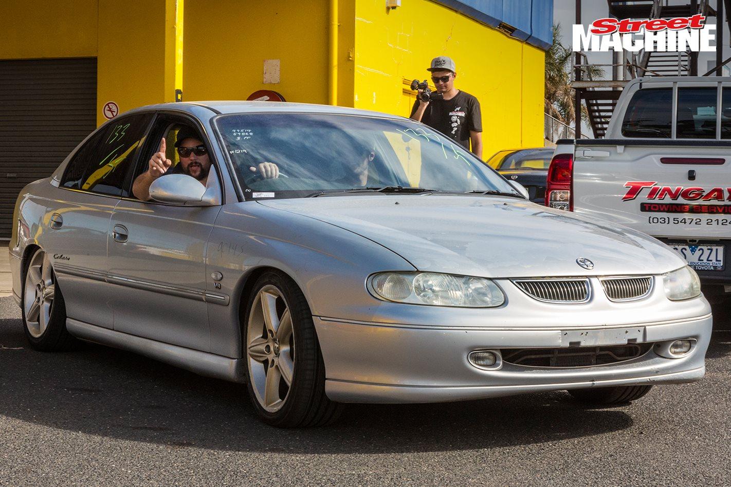 Holden versus Ford $2K Challenge – Carnage episode 25