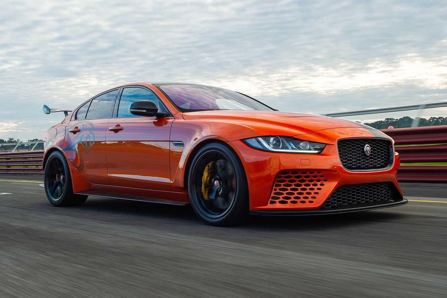 2019 Jaguar Xe Sv Project 8 Review Motor