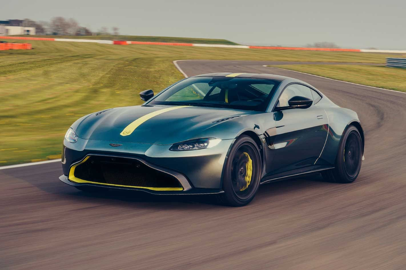 2020 aston martin vantage amr gets a manual gearbox