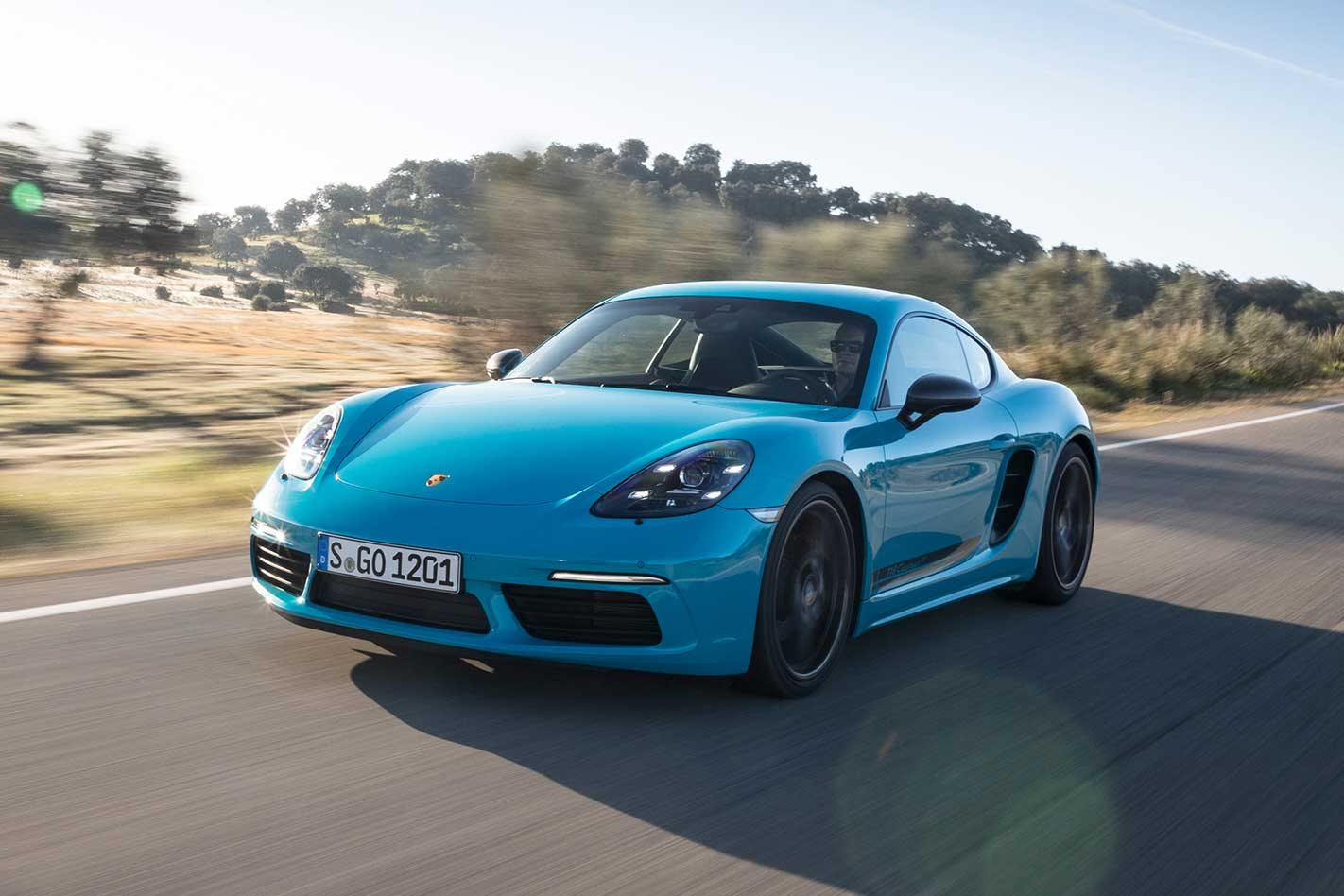 2019 Porsche 718 Cayman T Review Motor