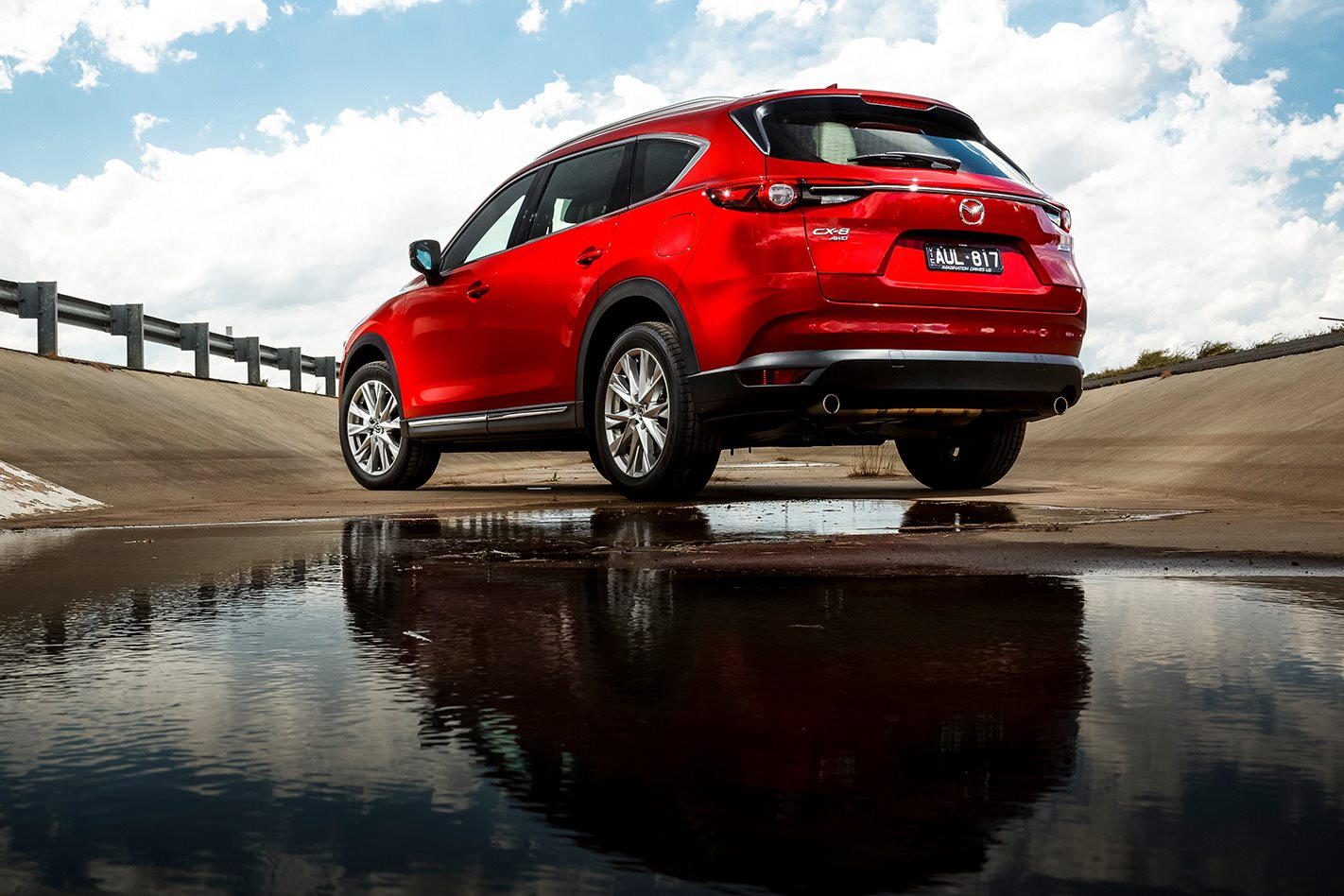 Mazda CX-8 2019 Car of the Year review