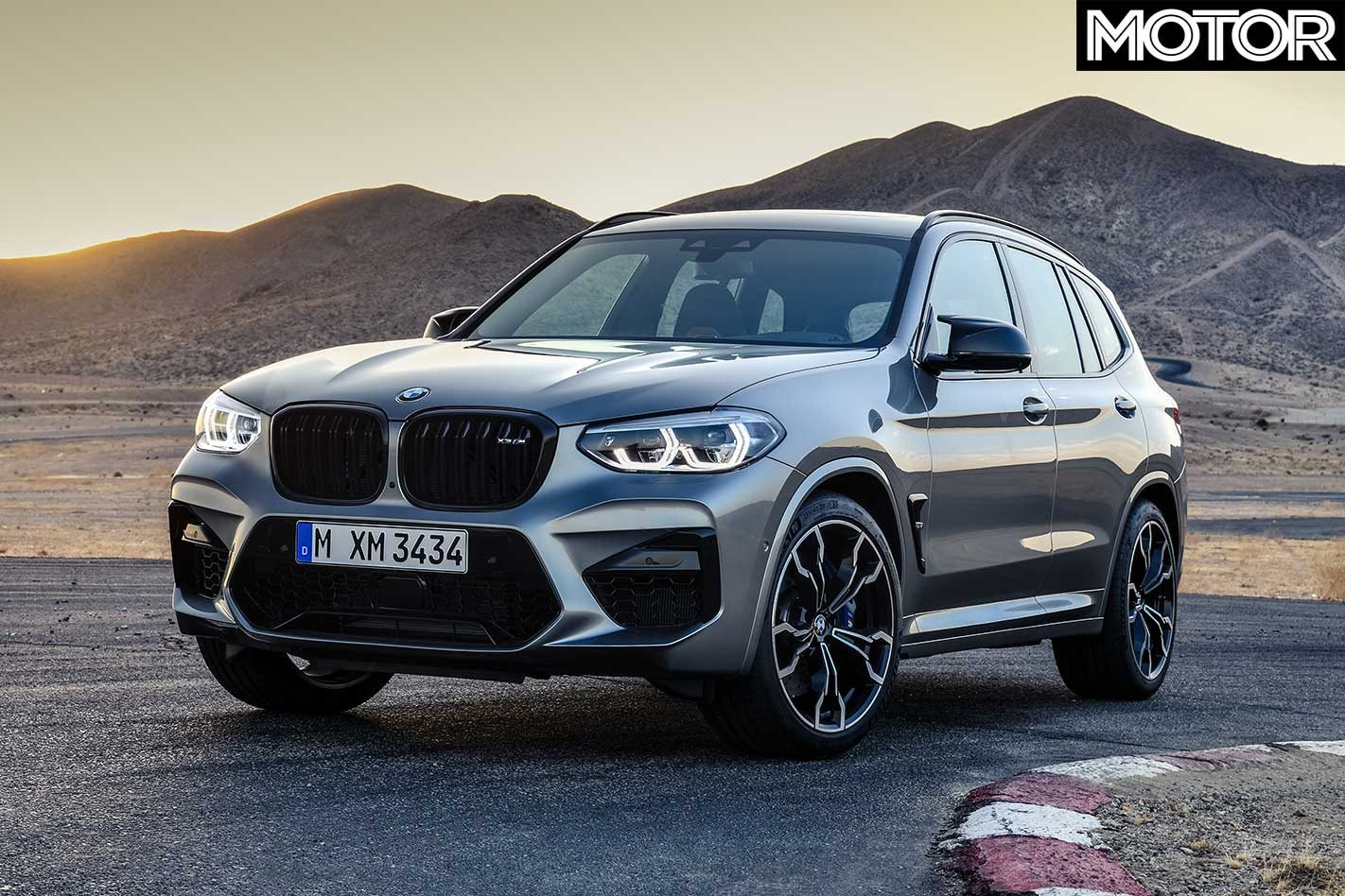 2020 BMW X3M: Performance, Appearance, Release >> 2019 Bmw X3m And X4m Competition Australian Pricing Announced